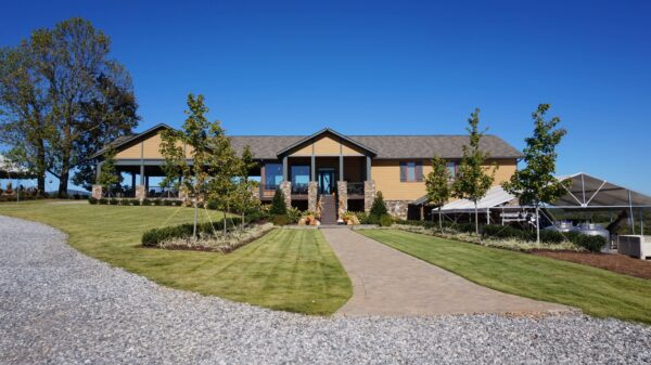 Kaya Vineyard & Winery exterior
